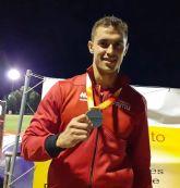 El torreño Sergio Jornet, subcampeón de España de pruebas combinadas por federaciones autonómicas