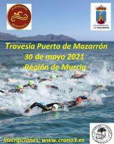 200 nadadores se darán cita en la ´Travesía Puerto de Mazarrón´