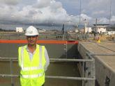 El responsable de la ampliación del Canal de Panamá, exalumno de la UPCT