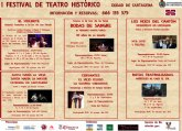El Festival de Teatro Histórico arranca este fin de semana en Cartagena