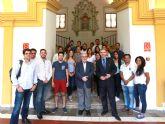 Universitarios mejicanos se especializan en Comunicación Política en la UCAM