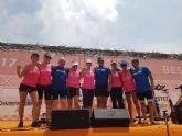 Socios y amigos del centro deportivo Move de Totana participaron en el 'Desafio Bestcycling 2017'