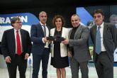 Amix gana el premio a la mejor marca de nutrición deportiva en los galardones 'A tu salud'