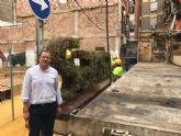 El nuevo espacio cultural y de huertos urbanos de Santa Eulalia entrará en funcionamiento el próximo mes de julio