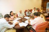 La Comision Informativa de Hacienda da luz verde a las retribuciones de los organos directivos
