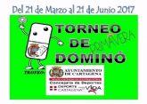 El Club Deportivo Asociacion Cartagenera de Domino clausuro el sabado su II Torneo de Primavera de Domino por Parejas