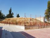 Cambiemos Murcia plantea convertir un solar de El Palmar en una sala de actividades del CEIP Santa Rosa de Lima