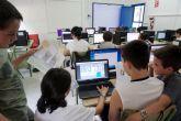 La UPCT enseña en Murcia a alumnos de Primaria a crear videojuegos