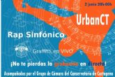 noticia: El Programa Urban CT lanza el video con actuacion en directo de Rap Sinfonico