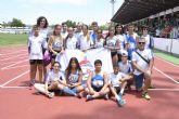 El Club Atletismo Alhama entre los mejores equipos nacionales en el