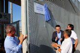 Manuel Ruiz Pérez 'Manolico' ya da nombre a una instalación deportiva, la del campo de fútbol y pista de atletismo en Alcantarilla