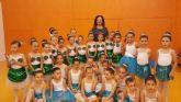 Más de 300 alumnas participaron en la XXV Muestra de Danza para clausurar el curso 2017/2018