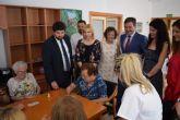 La residencia municipal de personas mayores San Agustín de Fuente Álamo abre sus puertas seis años después del cierre