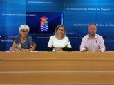 El Ayuntamiento de Molina de Segura firma un convenio con la Asociación de Amigos del Zoco del Guadalabiad para promocionar el sector artesano local
