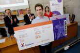 La Universidad de Murcia entrega los premios del programa 'Explorer: Jóvenes con Ideas 2019'
