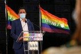 El Ayuntamiento de Murcia y el colectivo LGTBI, de la mano