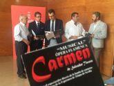 La ópera flamenca 'Carmen' llega a Murcia avalada por el éxito tras alcanzar 1 millón de espectadores en su gira mundial