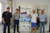El piragüista local, Alejandro Agüera llega a Roma culminando con éxito 'La travesía de los locos'