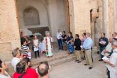 La Catedral de Cartagena abre sus puertas con la celebración de una misa