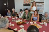 El alcalde celebró el Día de los Abuelos con los usuarios del Centro de Estancias Diurnas de Personas Mayores