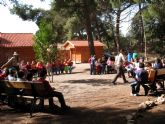 Minicampamento a Sierra Espuña para los m�s j�venes