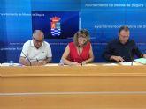El Ayuntamiento de Molina de Segura y la Asociación para un Envejecimiento Activo y Saludable firman un convenio de colaboración