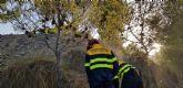 Protección Civil vigila el Cabezo de la Jara para prevenir incendios durante los meses de verano