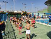Más de 600 niños de entre 3 y 12 años pasarán este verano por la Escuela Infantil de Verano y Campus Deportivos en el Polideportivo municipal de San Javier