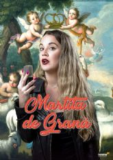 El desparpajo de Martita de Graná en las Xtraordinary Nights de El Batel