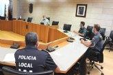 El alcalde anuncia novedades en las entradas y salidas de Totana