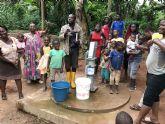 Fundación FADE apoya a más de 300 personas de una localidad rural de Camerún para que accedan a agua potable