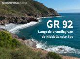 Una revista belga se hace eco de la belleza del litoral cartagenero a través de la ruta GR92