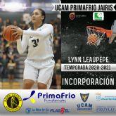 Lynn Leaupepe es la primera incorporación del UCAM Primafrio Jairis de LF2