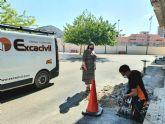 El Ayuntamiento de Lorca invierte 20.000 euros en obras de adecuación de los colegios del municipio que se realizarán durante los meses de verano