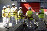 El aumento de la afiliación y las empresas confirman la buena marcha del sector en Murcia en el primer semestre del ano, según el Observatorio Industrial de la Construcción