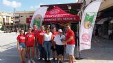 La Universidad de Murcia investiga el impacto social que tendrá el paso de la Vuelta a España por San Javier