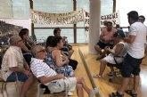 Ganar Totana denuncia que 'el PP de Totana calla ante la nota de prensa del Partido Popular Regional exigiendo la licitación inmediata de las obras del AVE hasta Lorca'