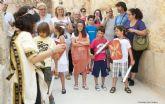El Museo del Teatro Romano de Cartagena arranca septiembre con la actividad familiar 'Escipión versus Aníbal, la batalla continúa'