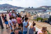 Cerca de siete mil turistas desembarcan en Cartagena