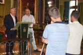El taller de escrituras hist�ricas regresa a Casas Consistoriales