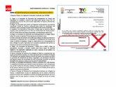 PSOE: El concejal de Educación va a remolque e ignora por completo los avisos del PSOE