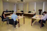 Mesa de trabajo para mejorar el transporte y la movilidad en Mazarrón