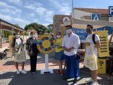 El alcalde José Miguel Luengo anima a seguir incrementando los niveles de reciclaje en el municipio