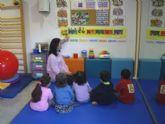 El Centro de Desarrollo Infantil y Atención Temprana de Totana atiende a un total de 213 niños y niñas durante el primer semestre