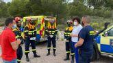 Ayuntamiento de Puerto Lumbreras y Gobierno regional previenen incendios en el término municipal gracias a la coordinación a través del Plan INFOMUR