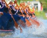 VII Campeonato de Espana de Remo de Mar en la Línea de la Concepción