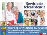 Talleres gratuitos para personas mayores en moratalla