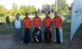 Nueva victoria del Club Deportivo Primi Sport en el Campeonato de España de golf FEDDI