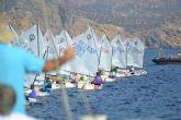 Innovación como atractivo de la regata de Optimist IV Trofeo Spar Ciudad de Cartagena