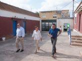 El programa de Barrios de la ADLE rehabilita las instalaciones de la Botica del Libro en Lo Campano
